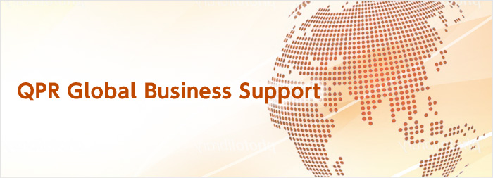 QPR Global Business Support