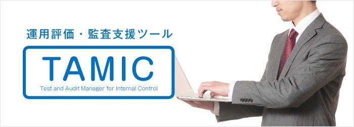 運用評価・監査支援ツール TAMIC