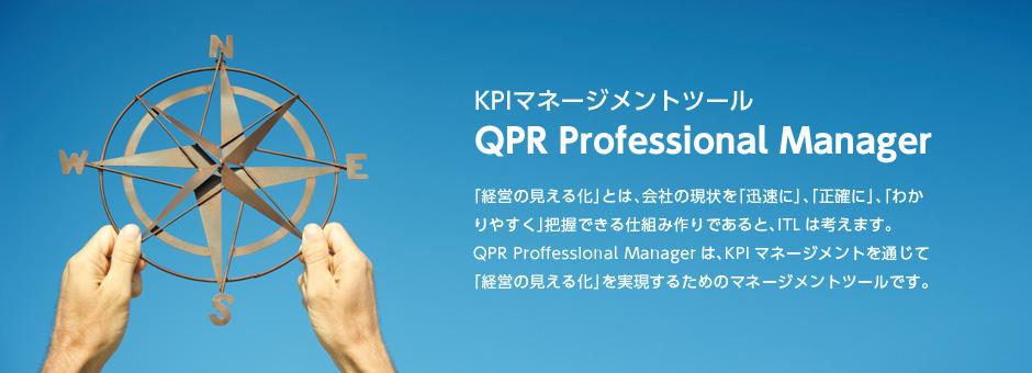 QPR Professionsal Manager